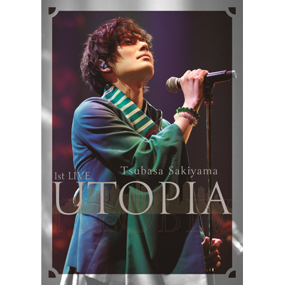 崎山つばさ1st LIVE -UTOPIA- (Blu-ray+CD2枚組)