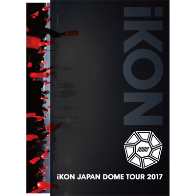 iKON JAPAN DOME TOUR 2017(2Blu-ray+2CD+PHOTOBOOK+スマプラ)-DELUXE EDITION-
