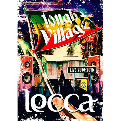 lecca LIVE 2014-15 tough Village(2枚組DVD)