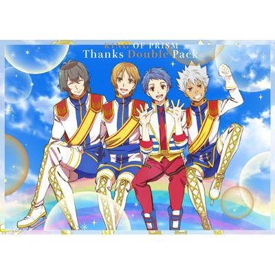 KING OF PRISMサンクスダブルパック(DVD)
