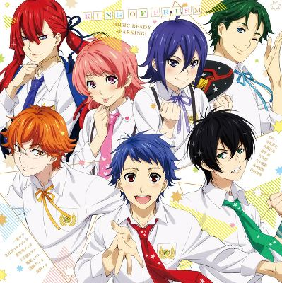 KING OF PRISM Music Ready Sparking!(CD)