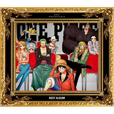ONE PIECE 20th Anniversary BEST ALBUM (3枚組CD+Blu-ray)<初回限定豪華版>