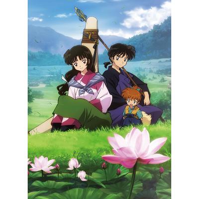犬夜叉 Complete Blu-ray BOX II-成長編-(5Blu-ray+CD)
