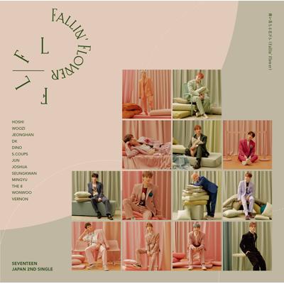 舞い落ちる花びら (Fallin' Flower)【通常盤】(CD+フォトブックD+フォトカードD)