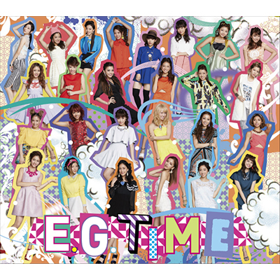 E.G. TIME(限定ジャケット仕様)(2CD+Blu-ray)