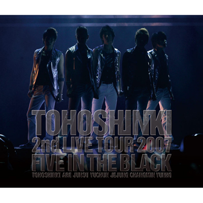 東方神起:TOHOSHINKI LIVE CD C...