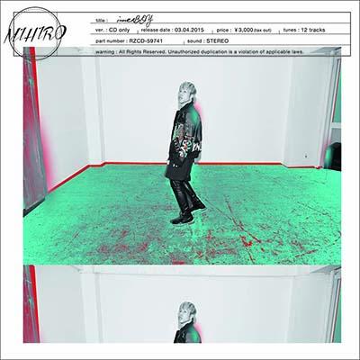innerBOY(CDのみ)