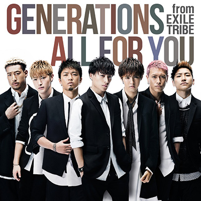 ALL FOR YOU(CD+DVD)