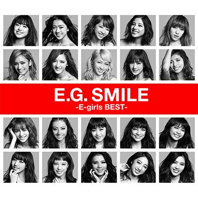 E.G. SMILE -E-girls BEST-(2CD+Blu-ray+スマプラミュージック+スマプラムービー)