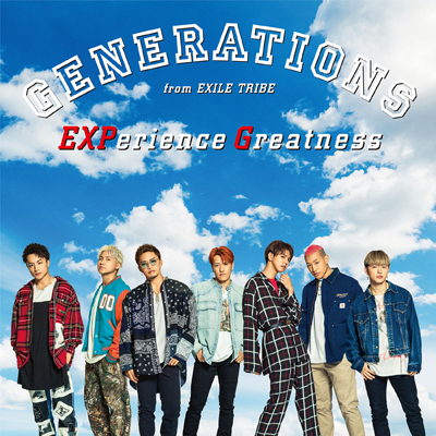 EXPerience Greatness(CD)