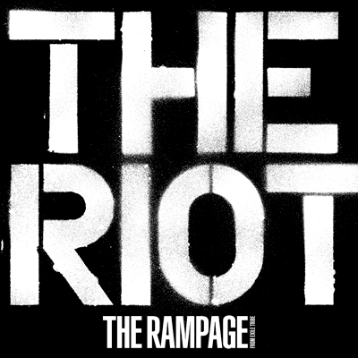 THE RIOT(CD+Blu-ray)
