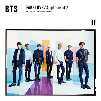 FAKE LOVE/Airplane pt.2【初回限定盤A】(CD+DVD)
