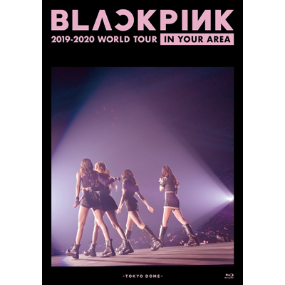 【通常盤】BLACKPINK 2019-2020 WORLD TOUR IN YOUR AREA(Blu-ray)