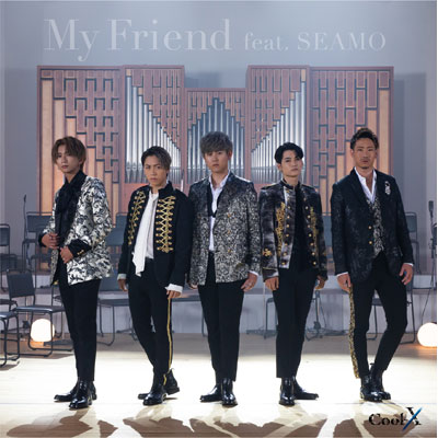【TYPE-C】My Friend feat. SEAMO(CD)