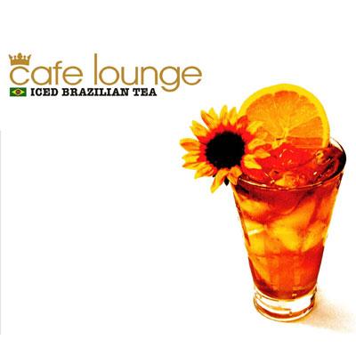 cafe lounge ICED BRAZILIAN TEA