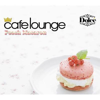 cafe lounge Dolce Peach Macaron