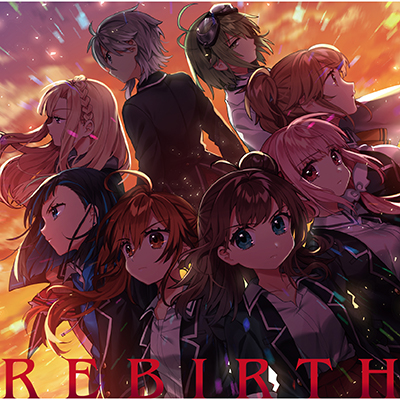 LiveRevolt 1st Album 「REBIRTH」(CD)
