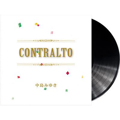 CONTRALTO<完全生産限定アナログレコード(LP)>(アナログ盤)
