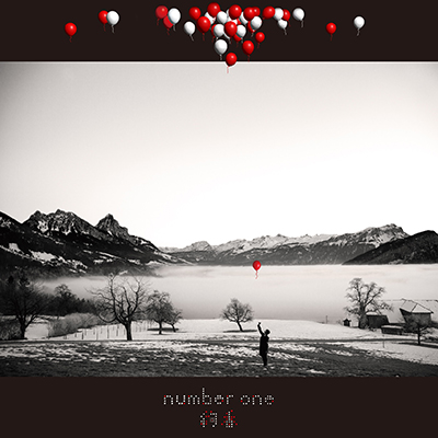 number one【CD】