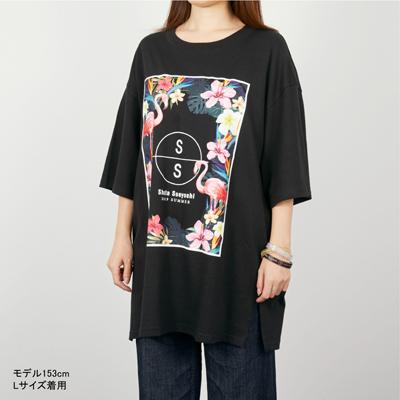 Tシャツ_ブラック_M