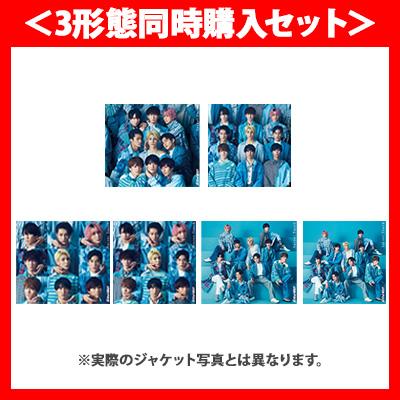 《3形態セット》Secret Touch【初回盤A(CD+DVD)】【初回盤B(CD+DVD)】【通常盤(CD)】