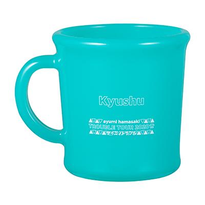 【地域限定】マグカップ(EMERALD GREEN)