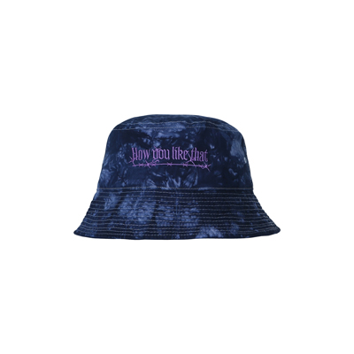 [H.Y.L.T] BLACKPINK BUCKETHAT DENIM