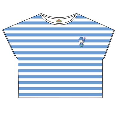 おそ松さん×Sanrio characters ボーダーTシャツ(カラ松)