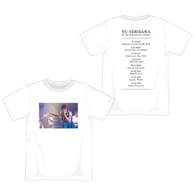 Yu Serizawa 1st Live Tour 2019 Tシャツ WHITE(S)