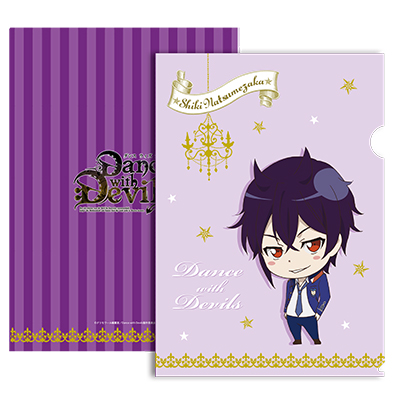 Dance with Devils A4クリアファイルセット(シキ)