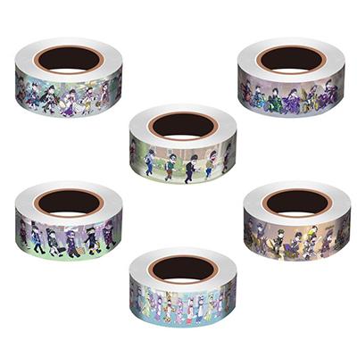おそ松さんのへそくりウォーズ トレーディングマスキングテープ