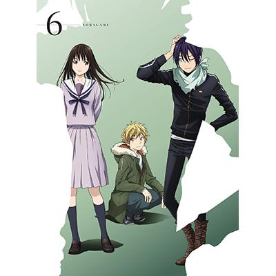 ノラガミ 6【DVD】