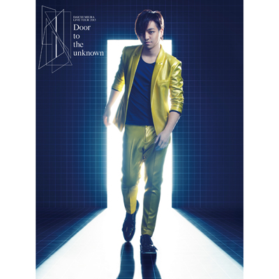 DAICHI MIURA LIVE TOUR 2013 -Door to the unknown-(2枚組DVD)