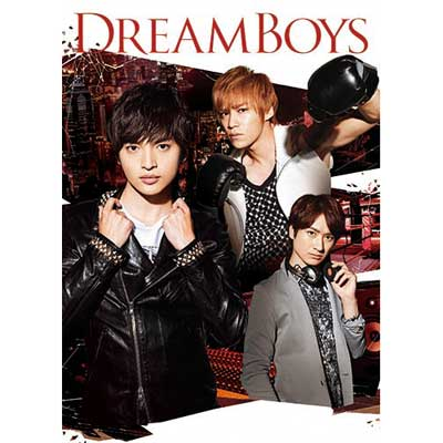 DREAM BOYS(DVD+CD)