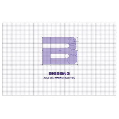 BIGBANG's ALIVE 2012 MAKING COLLECTION(5枚組DVD)