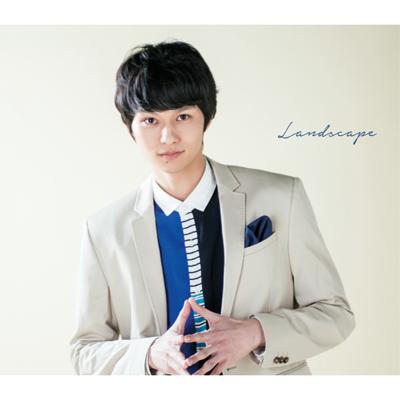 Landscape【メンバーソロジャケット:中山 優貴】