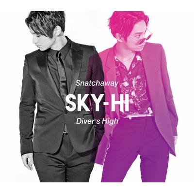 Snatchaway / Diver's High【初回生産限定盤】(CD+Blu-ray+スマプラ)