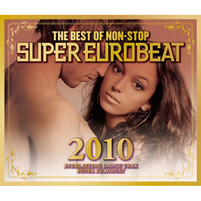 THE BEST OF NON-STOP SUPER EUROBEAT 2010