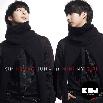 1st MINI MY GIRL -Japan Edition-〈PHOTO盤〉