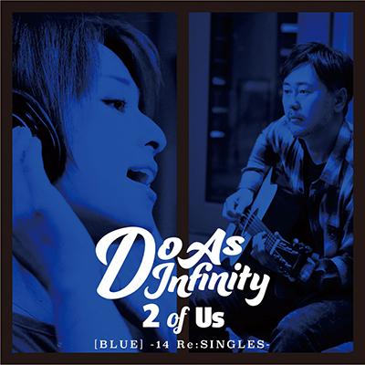 2 of Us [BLUE] -14 Re:SINGLES-(CD)