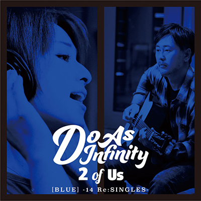 2 of Us [BLUE] -14 Re:SINGLES-(CD)