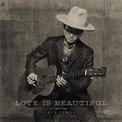 Love is Beautiful(CD)