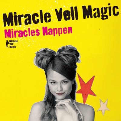 Miracles Happen【通常盤】(CD+DVD)