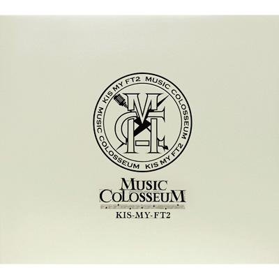 MUSIC COLOSSEUM【初回生産限定盤B】(CD+DVD)