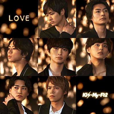 LOVE【初回盤B】(CD+DVD)