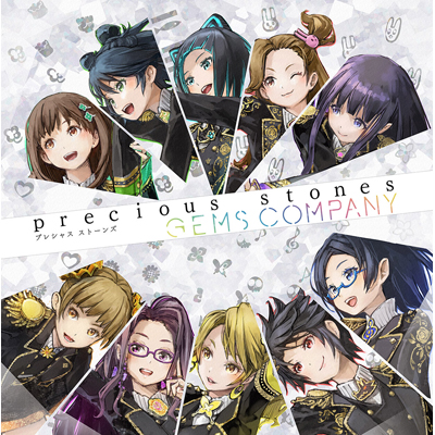 【通常盤】precious stones(CD)