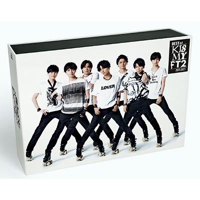 【DVD付 初回盤A】BEST of Kis-My-Ft2(3CD+2DVD)