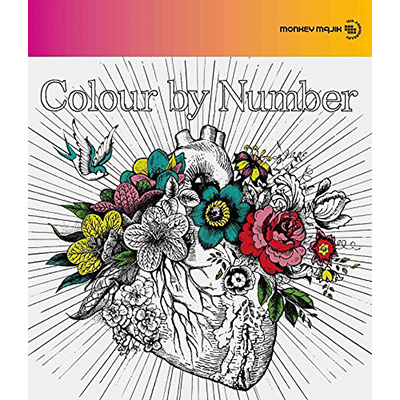 Colour by Number(CD+DVD)
