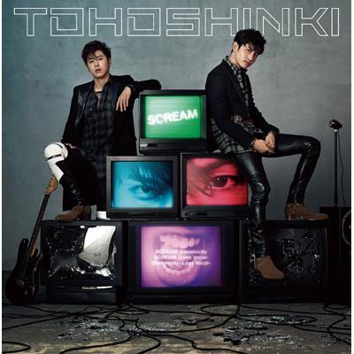 SCREAM【CDシングル+DVD】