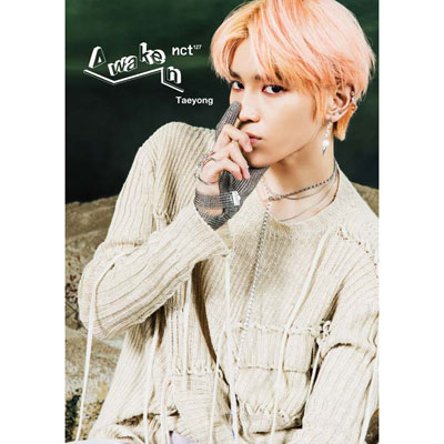 Awaken【TAEYONG ver.】(CD)